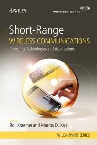 Short Range Wireless Communications