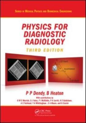 Physics for Diagnostic Radiology  Third Edition PDF