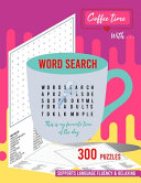 Coffee Time with Word Search