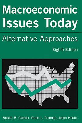 Macroeconomic Issues Today PDF