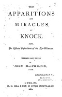 The Apparitions and Miracles at Knock PDF