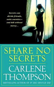 Share No Secrets Book