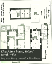 King John's House, Tollard Royal, Wilts