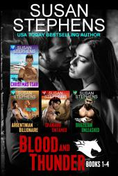 Blood and Thunder: Books 1-4