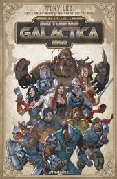 Steampunk Battlestar Galactica: 1880