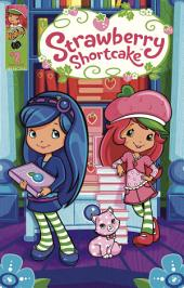 Strawberry Shortcake: Berry Fun Issue 2: Volume 1, Issue 2