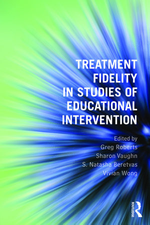 Treatment Fidelity in Studies of Educational Intervention PDF