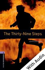 The Thirty-Nine Steps - With Audio Level 4 Oxford Bookworms Library