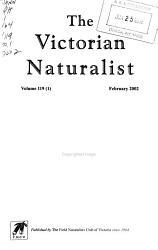 The Victorian Naturalist PDF