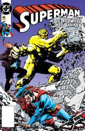 Superman (1986-) #40