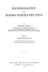 Radio-therapeutics