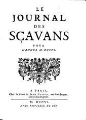 Journal des sçavans