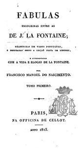 Fábulas escolhidas entre as de J. La Fontaine: Volumes 1-2
