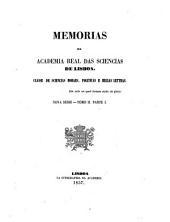 Historia e memorias: Nova serie, Volume 2,Edição 1