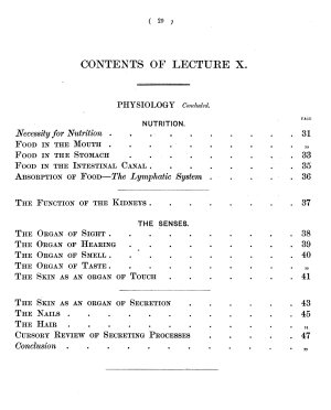 Science Made Easy  Containing lectures 9   10  Outlines of human physiology
