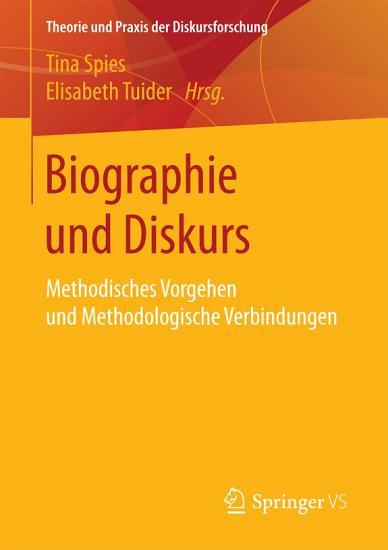 Biographie und Diskurs PDF