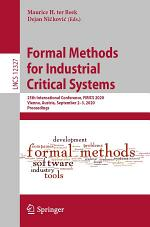 Formal Methods for Industrial Critical Systems (FMICS 2000)
