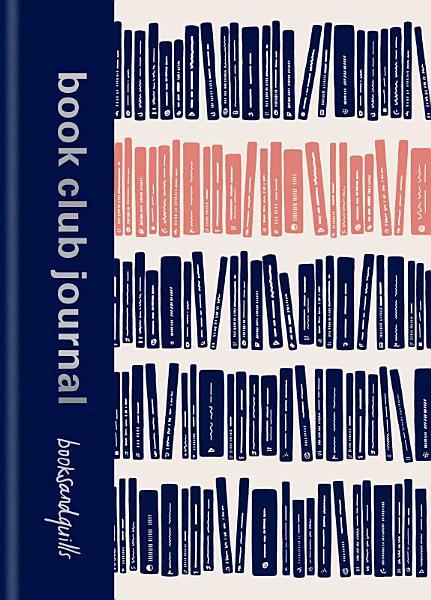 Download Book Club Journal Book