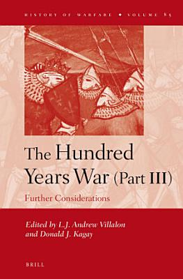 The Hundred Years War  Part III  PDF