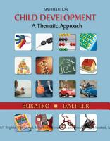 Child Development  A Thematic Approach PDF