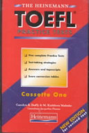The Heinemann TOEFL Practice Tests Book