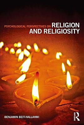 Psychological Perspectives on Religion and Religiosity PDF