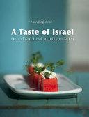 Tastes of Israel Book