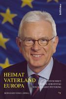 Heimat     Vaterland     Europa PDF