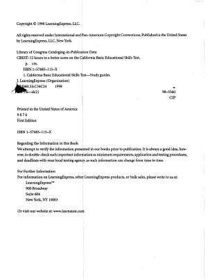 CBEST PDF