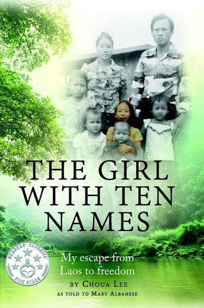 THE GIRL WITH TEN NAMES