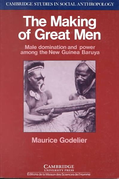 Download The Making of Great Men Book