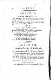 La prise de Toulon, tableau patriotique en un acte, en prose, mêlé d'ariettes. Paroles du C. Picar. Musique du C. Dalayrac ... le 13 Pluviose, l'an 2 de la République