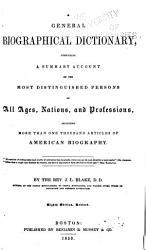 A General Biographical Dictionary PDF