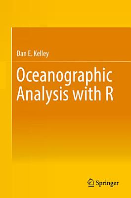 Oceanographic Analysis with R