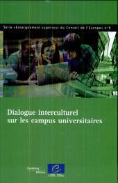 Dialogue Interculturel Sur Les Campus Universitaires