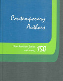 Contemporary Authors New Revision  Volume 150 PDF