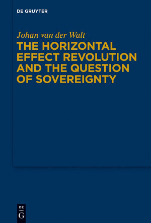 The Horizontal Effect Revolution and the Question of Sovereignty PDF