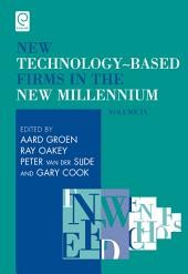 New Technology-Based Firms in the New Millennium: Strategic and Educational Options