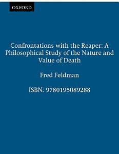Confrontations with the Reaper Book