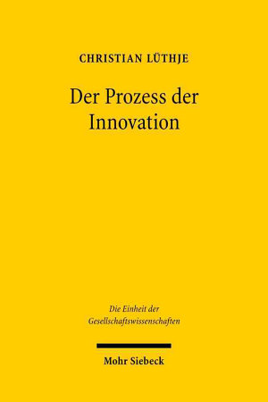 Der Prozess der Innovation PDF