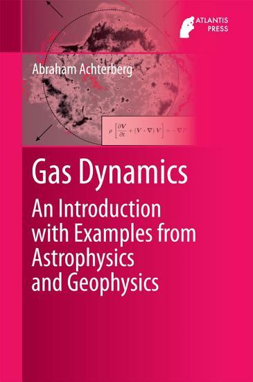 Gas Dynamics PDF
