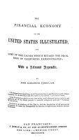 The Financial Economy of the United States Illustrated PDF