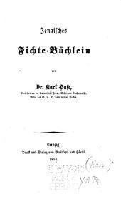Jenaisches Fichte-Büchlein