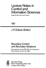 Boundary Control and Boundary Variations