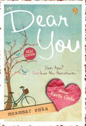Dear You: (new edition)