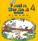 Jolly Phonics Workbook 4 PDF
