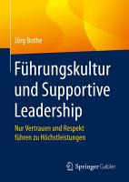 F  hrungskultur und Supportive Leadership PDF