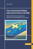 Three dimensional Molded Interconnect Devices  3D MID