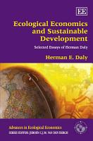 Ecological Economics and Sustainable Development PDF