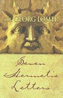 Seven Hermetic Letters PDF